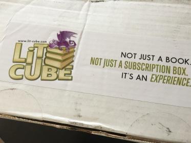 lit-cube box