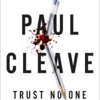 Review: Trust No One by Paul Cleave