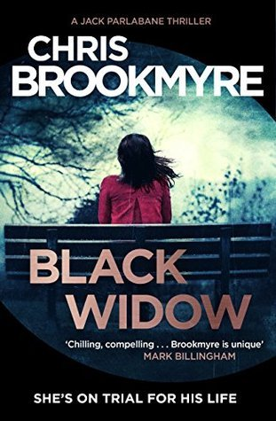 Review: Black Widow by ChrisBrookmyre
