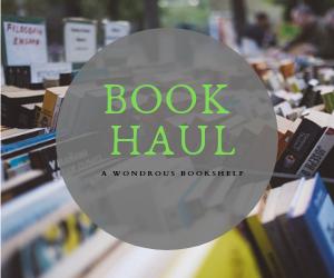 Book Haul 3