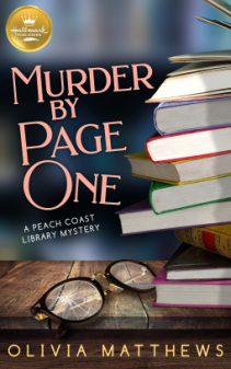 Murder by page 1